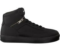 Schwarze Replay Sneaker TAKE