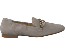 Beige Paul Green Loafer 1072