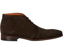 Braune Van Lier Business Schuhe 96001