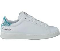 Weisse Hip Sneaker H1678