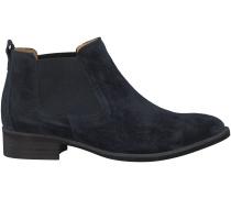 Blaue Gabor Chelsea Boots 600