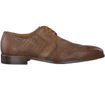 Cognac Greve Business Schuhe 4122