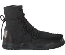 Schwarze Karma of Charme Boots YMIZ M LACCI