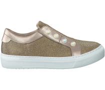 Goldene Gabor Sneaker 311