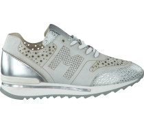 Weiße Maripé Sneaker 22365