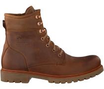Braune Panama Jack Ankle Boots BARKLEY