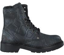 Schwarze Bullboxer Boots AHC501
