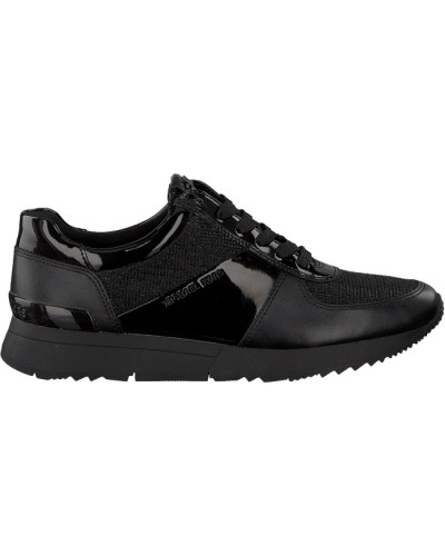 Schwarze Michael Kors Sneaker Allie Trainer