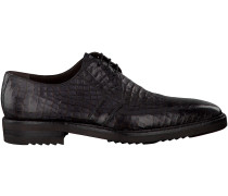 Schwarze Greve Business Schuhe BARBERA