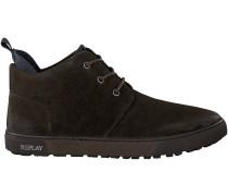 Braune Replay Sneaker MALBY