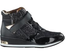 Schwarze Replay Sneaker KEELTY