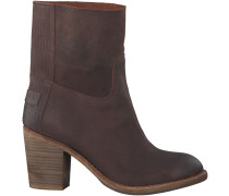 Rote Shabbies Stiefel 250192
