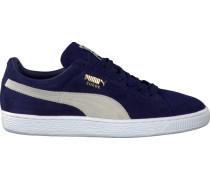 Blaue Puma Sneaker SUEDE CLASSIC