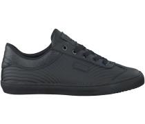 Schwarze Cruyff Classics Sneaker SANTI JR