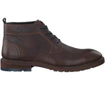 Braune Australian Business Schuhe SHERMAN