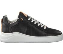 Fred de la Bretoniere Sneaker Low 101010125 Frs0626 Schwarz Damen