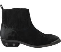 Schwarze Catarina Martins Chelsea Boots DANIE STAR
