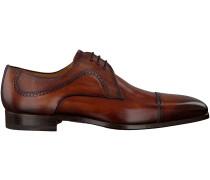 Cognac Magnanni Business Schuhe 20116