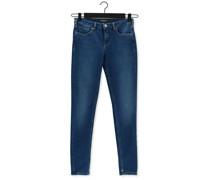 Skinny Jeans Bohemienne Skinny Fit Contains Blau Damen