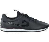 Schwarze Cruyff Classics Sneaker TROPHY RAPID V2 JR