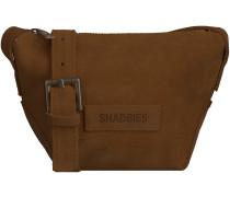 Braune Shabbies Umhängetasche 261020005