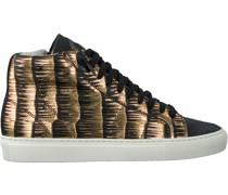 Sneaker High Star Woman