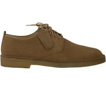 Braune Clarks Boots DESERT LONDON