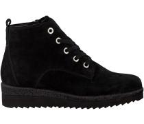 Schwarze Gabor Ankle Boots 765