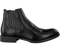 Schwarze Omoda Ankle Boots MJAJAO610