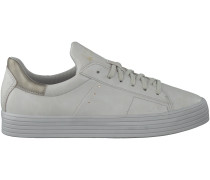 Graue Esprit Sneaker SITA LACE UP