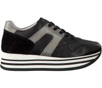 Schwarze Via Vai Sneaker 5006094