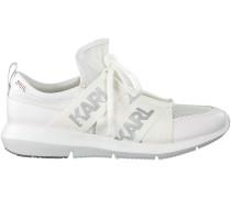 Weiße Karl Lagerfeld Sneaker KL61120