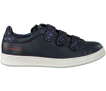 Blaue Hip Sneaker H1679