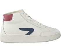 Sneaker Low Baseline-w Mid
