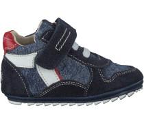 Blaue Shoesme Babyschuhe BP7S094