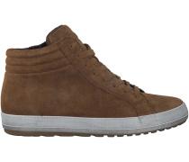 Cognac Gabor Sneaker 435