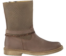 Taupe Omoda Stiefel SPACE 03