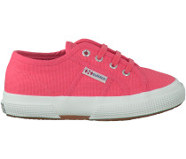 Rosa Superga Sneaker 2750 KIDS