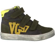 Grüne Vingino Sneaker GUUS VELCRO