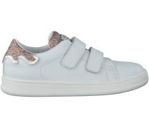 Weisse Clic Sneaker 8943