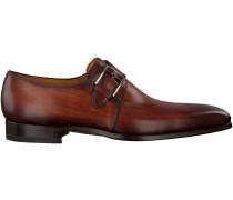 Cognac Magnanni Business Schuhe 16608