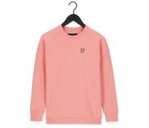 Sweatshirt Oversized Sweatshirt Rosa Damen