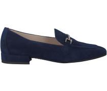 Blaue Hispanitas Slipper HV75353
