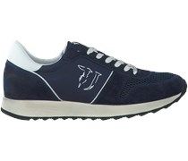 Blaue Trussardi Jeans Sneaker 77S064