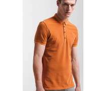 Polo-Shirt Peng, orange