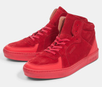 High Top Sneaker Evans, rot