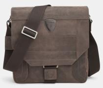 Messenger Bag Hunter, vintage-braun