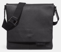 Messenger Bag Garret, schwarz