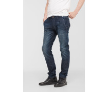 Jeans Robbie, washed blue