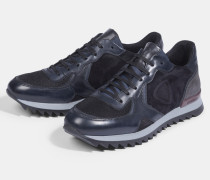 Sneaker New Claude, dunkelblau